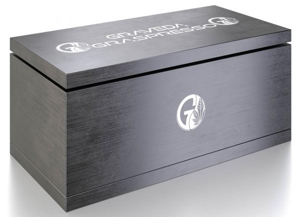 Graveda Pre Press Mold 9,5 x 4,5 cm perfekt passend für Graveda Rosin Bag 51x114